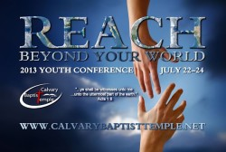 2013 Youth Conference